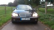 Mercedes-Benz C200,Tüv neu, Anhängerkupplung,Parktronic,W203